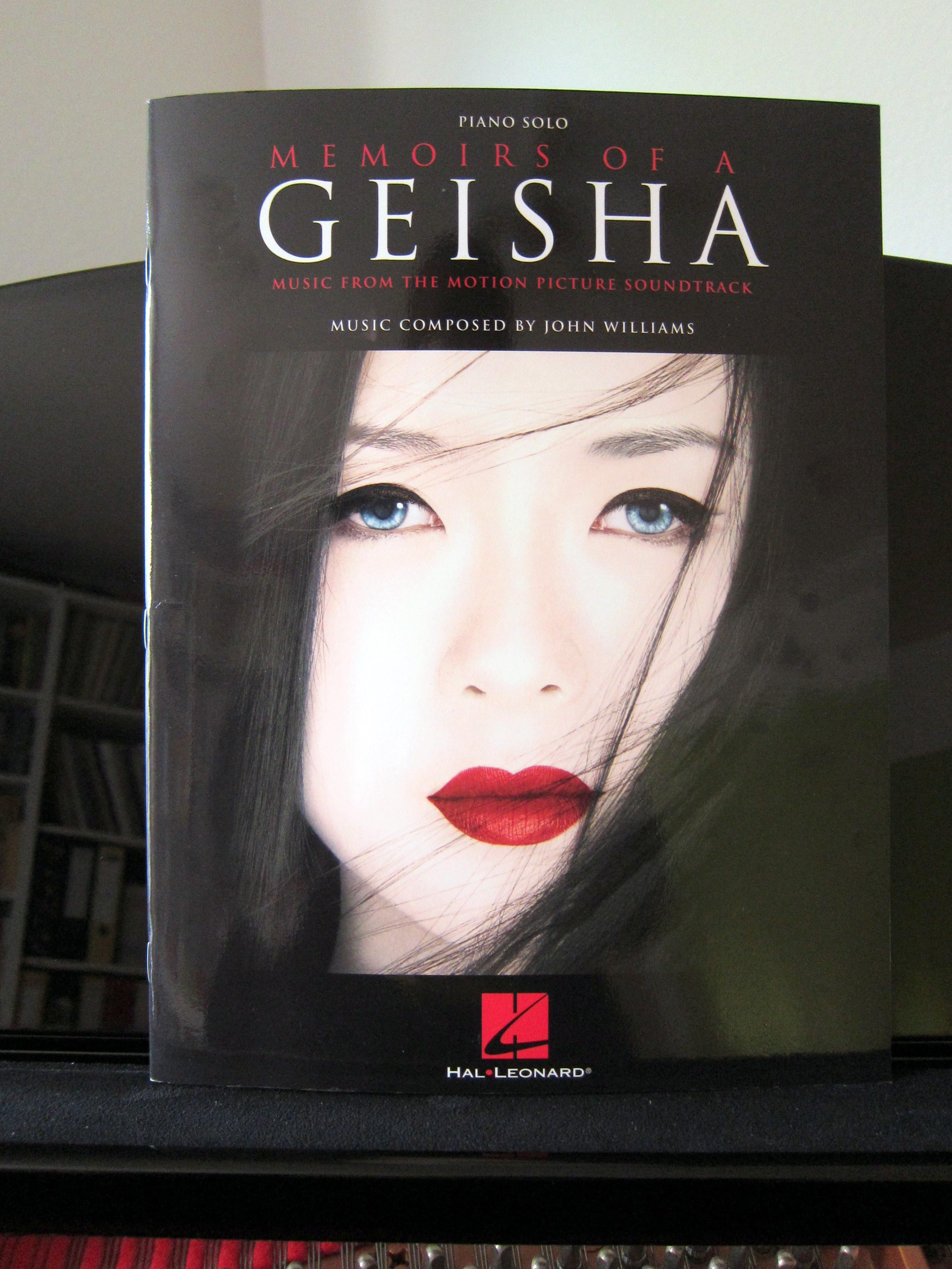 Filmmusik 1 Die Geisha Fluch Der Karibik Der Zauberklavier Blog