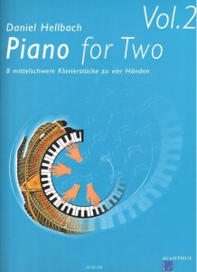 Hellbach Piano for Two Vol 2