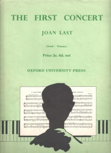 Joan Last First Concert