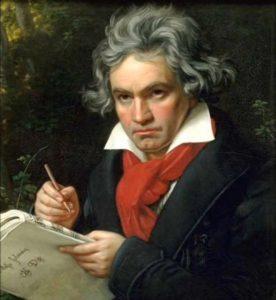 Beethoven Ode an die Freude kostenlose Klaviernoten